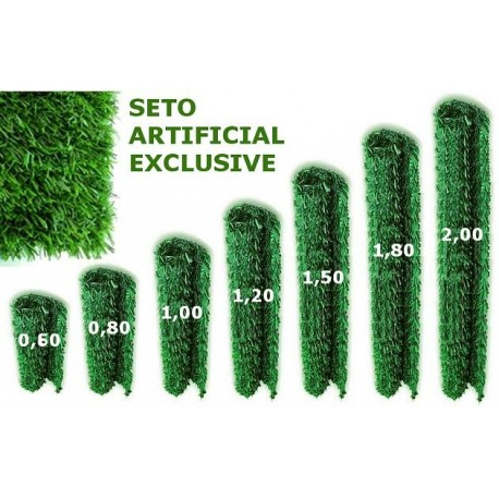 Rollos de seto artificial para vallas y ocultaciones - Vallas de plastico para jardin ...