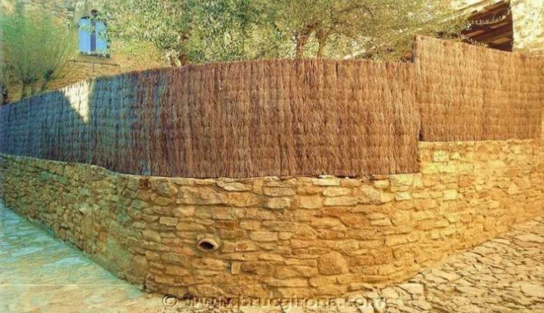 Bruc Girona para vallas y ocultaciones de jardín